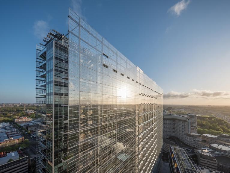 Europäisches Patentamt | Projekte von Saint-Gobain Building Glass
