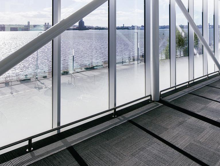 Vidrio plano de alta calidad